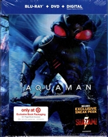 Aquaman DigiBook (BD/DVD + Digital Copy)(Exclusive)