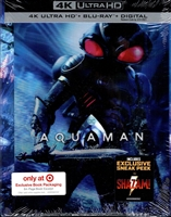 Aquaman 4K DigiBook (BD + Digital Copy)(Exclusive)