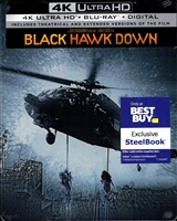 Black Hawk Down 4K SteelBook (BD + Digital Copy)(Exclusive)