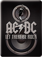 AC/DC: Let There Be Rock - Limited Edition (BD/DVD)