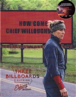 Three Billboards Outside Ebbing, Missouri 4K Lenticular SteelBook (Blufans OAB #33)