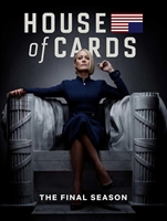 House of Cards: Season 6 DigiPack