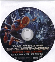 The Amazing Spider-Man Enter the Lizard Bonus Disc (Exclusive)