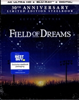 Field of Dreams 4K: 30th Anniversary Edition SteelBook (BD + Digital Copy)(Exclusive)