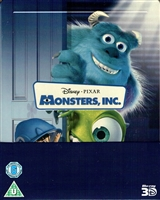 Monsters Inc. 3D SteelBook: Pixar Collection #6 (UK)