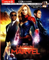 Captain Marvel 4K DigiPack (BD + Digital Copy)(Exclusive)