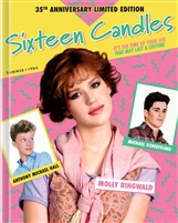 Sixteen Candles DigiBook: 35th Anniversary Edition (BD + Digital Copy)