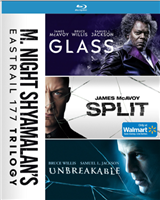 M. Night Shyamalan's Eastrail 177 Trilogy: Glass / Split / Unbreakable (Exclusive)