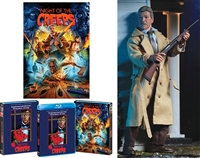 Night of the Creeps: Collector's Edition w/ NECA Action Figure + Poster + Exclusive Slip