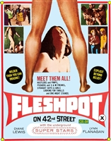 Fleshpot on 42nd Street: Limited Edition (BD/DVD)(Exclusive)
