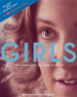 Girls: Season 2 DigiPack (BD/DVD + Digital Copy)