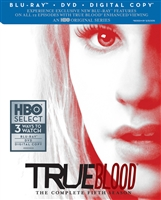 True Blood: Season 5 DigiPack (BD/DVD + Digital Copy)