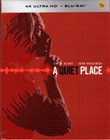 A Quiet Place 4K Full Slip SteelBook (Korea)