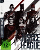 Justice League SteelBook (2017)(Mondo #26)(Germany)