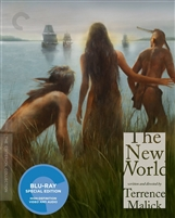 The New World: Extended Cut - Criterion Collection DigiPack