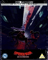 Spider-Man: Into the Spider-Verse 4K SteelBook (UK)
