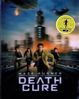 Maze Runner: The Death Cure Lenticular SteelBook (Blufans OAB #35)(China)