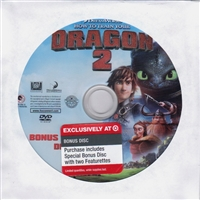 How to Train Your Dragon 2 Bonus Disc (Exclusive)