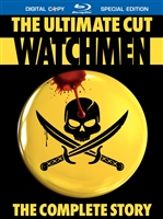 Watchmen: The Ultimate Cut DigiPack (BD + Digital Copy)