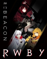 RWBY Volumes 1-3: Beacon SteelBook