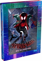 Spider-Man: Into the Spider-Verse: Limited Edition (BD/DVD + Digital Copy)(Exclusive)