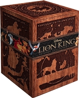 The Lion King Trilogy (3D/BD/DVD + Digital Copy)