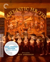 Fantastic Mr. Fox: Criterion Collection DigiPack (BD/DVD)
