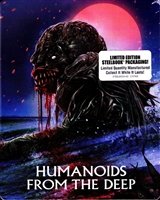 Humanoids From the Deep SteelBook