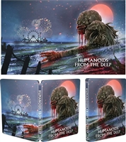 Humanoids From the Deep SteelBook w/ Poster (Exclusive)