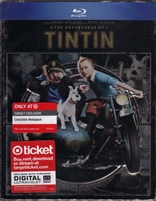 The Adventures of Tintin MetalPak (BD + Digital Copy)(Exclusive)