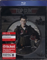 Top Gun MetalPak (BD + Digital Copy)(Exclusive)