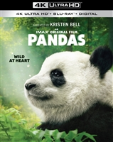 Pandas 4K (BD + Digital Copy)(Exclusive)
