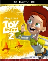 Toy Story 2 4K (BD + Digital Copy)