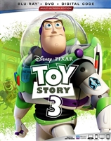 Toy Story 3 (BD/DVD + Digital Copy)(Re-release)
