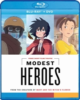 Modest Heroes: Ponoc Short Films Theatre (BD/DVD)