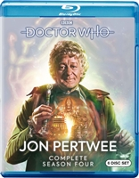 Doctor Who: Jon Pertwee - Season 4