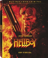Hellboy (2019)(BD/DVD + Digital Copy)