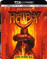 Hellboy 4K (2019)(BD + Digital Copy)