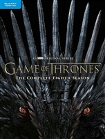 Game of Thrones: Season 8 (BD + Digital Copy)