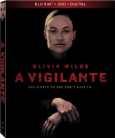 A Vigilante (BD/DVD + Digital Copy)