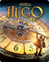 Hugo 3D SteelBook (UK)