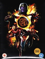 Avengers: Endgame 3D SteelBook - Collector's Edition (UK)
