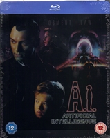 A.I. - Artificial Intelligence SteelBook (UK)