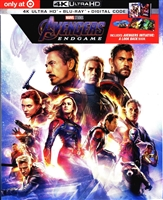 Avengers: Endgame 4K DigiPack (BD + Digital Copy)(Exclusive)