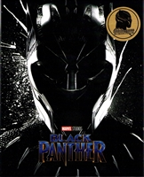 Black Panther 3D 1-Click SteelBook (Blufans #48)(China)