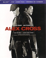 Alex Cross (Canada)(Slip)