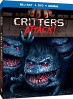 Critters Attack! (BD/DVD + Digital Copy)