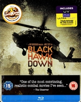 Black Hawk Down SteelBook (BD + Digital Copy)(UK)