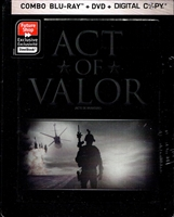 Act of Valor SteelBook (BD/DVD + Digital Copy)(Canada)
