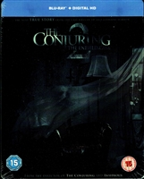 The Conjuring 2: The Enfield Case SteelBook (BD + Digital Copy)(UK)